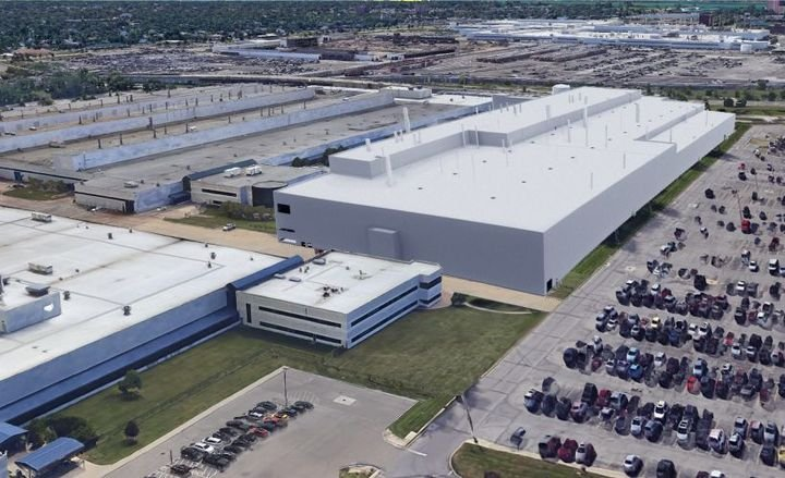 FCA will invest $4.5 billion to upgradefive assembly plants, so it can expand Jeep and Ram production.  - Rendering courtesy of FCA.