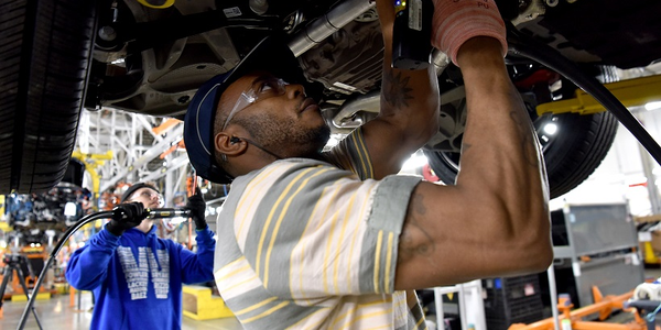The investment for production at Ford's Chicago Assembly and Stamping plants will occur in...