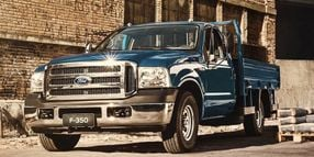 Ford Halts Heavy Truck Business in South America