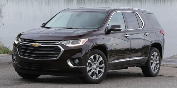 Chevrolet's 2018 Traverse will be part of the automaker's extended 24/7 Roadside Assistance...