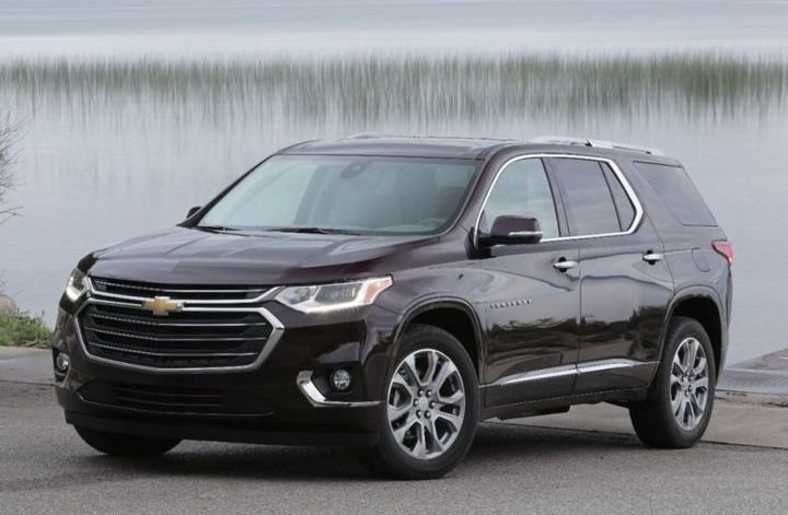 Chevrolet's 2018 Traverse will be part of the automaker's extended 24/7 Roadside Assistance service offered for women drivers in Saudi Arabia for eight weeks from June 24th. - Photo courtesy of Chevrolet.