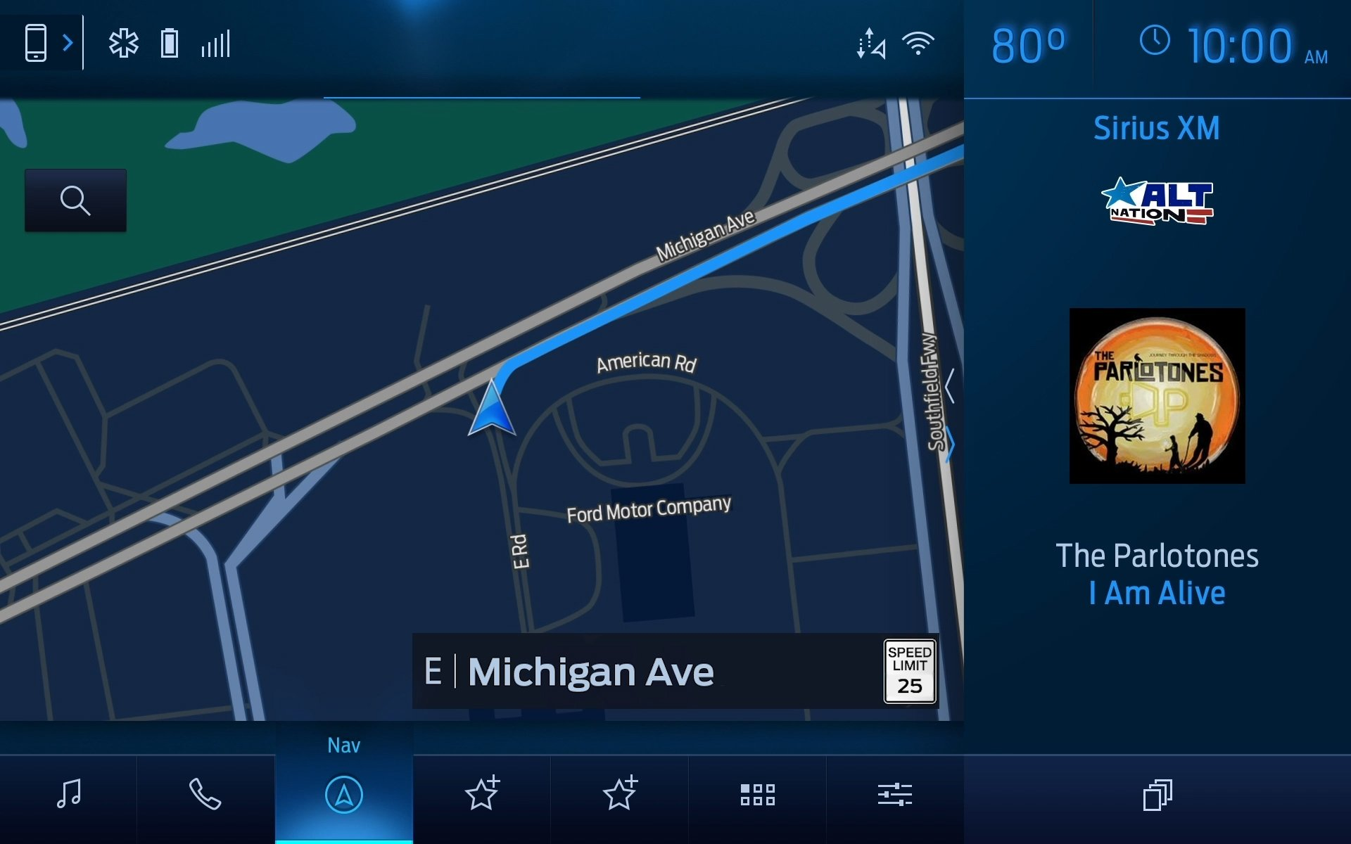 Ford's Next-Gen Sync Doubles Compute Power