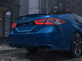 Toyota Adds AWD to Camry and Avalon Sedans