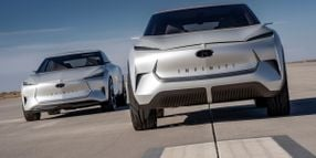 Infiniti to Offer Gasoline-Powered Electric Vehicles