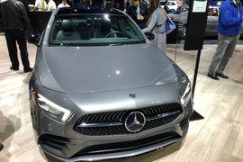 Mercedes-Benz 2020-MY Fleet Preview Coincides with LA Auto Show