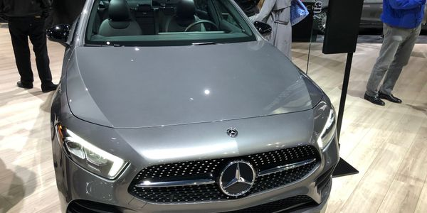 The A-Class entry sedan will remain an important offering for executive drivers in the 2020-MY...