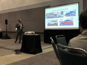 2020 Fleet Vehicles Detailed at NAFA's LA Auto Show Event