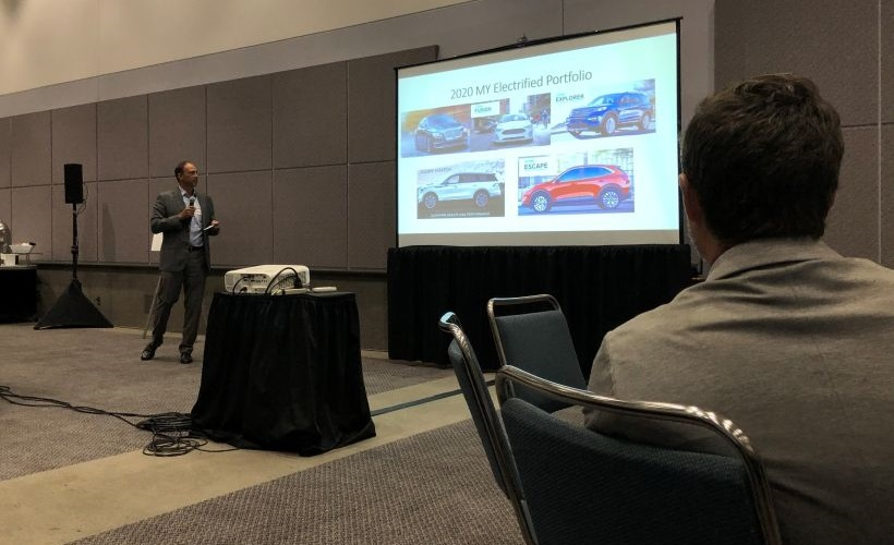 2020 Fleet Vehicles Detailed at NAFA's LA Auto Show Event