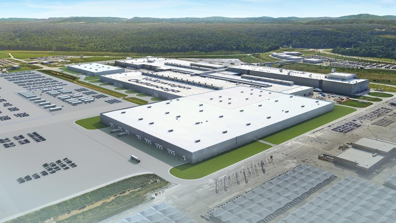 Volkswagen Breaks Ground on EV Plant