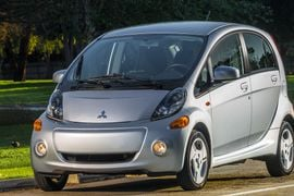 Mitsubishi Recalls i-MiEV for Brake Issue