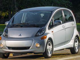Mitsubishi Recalls i-MiEV for Brake Issue
