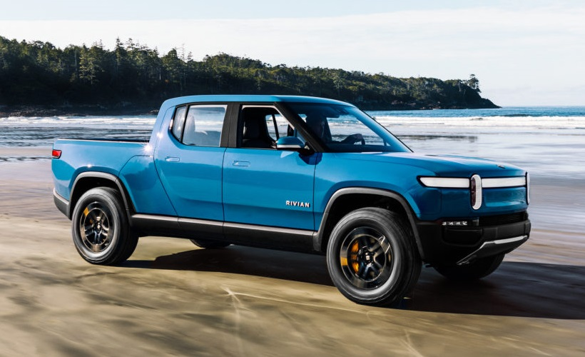 Rivian Receives $1.3B in its Fourth Investment