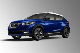Nissan's 2020 Kicks Starts at $18,870
