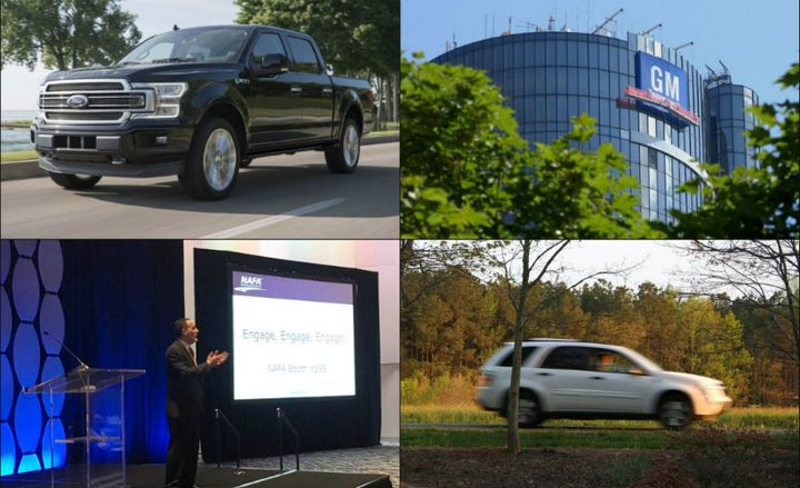 Read on for the top 10 news items of 2019 on AutomotiveFleet.com. - Photos courtesy of Ford, GM, Andy Lundin, and Pixabay.