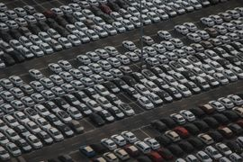 Commercial Fleet Sales Fall 16.8% in August