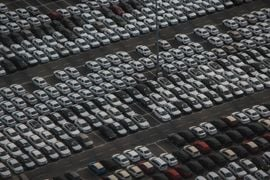 Overall October Fleet Sales Down but Improve Month-Over-Month