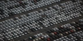 Overall Fleet Sales Down 25% in January
