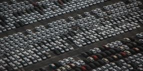 Overall Fleet Sales Down 39% in 2020
