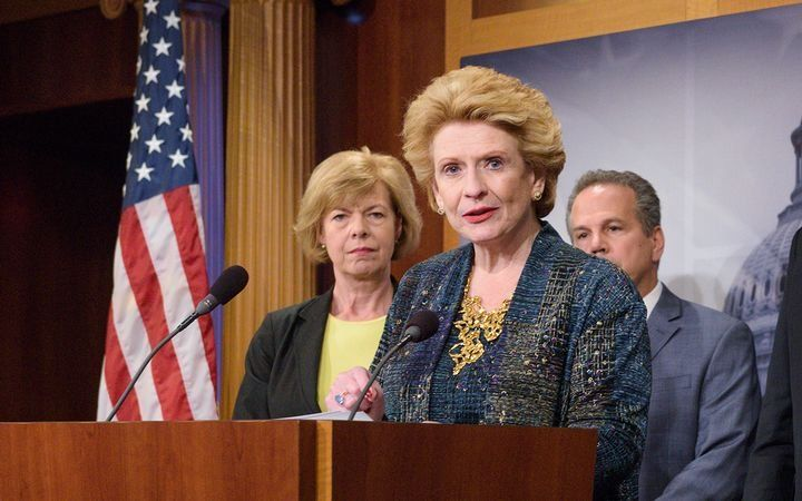 "Sen. Debbie Stabenow (D-Mich.) told Bloomberg the federal electric vehicle tax credit would be difficult to extend in the face of ""extreme resistance"" from the Trump administration. - Photo via Sen. Debbie Stabenow/Flickr."