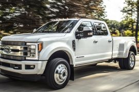 Ford Recalls F-250, F-350, F-450 for Daytime Running Lights