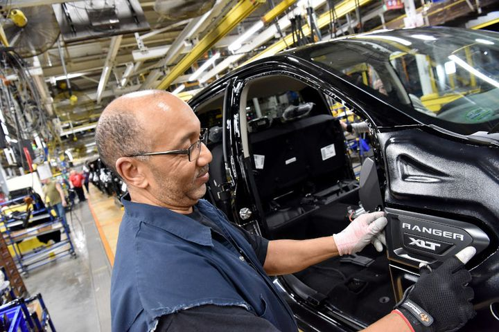 Ford is investing $1.45 billion in its Michigan plants to support upcoming product. - Photo courtesy of Ford.
