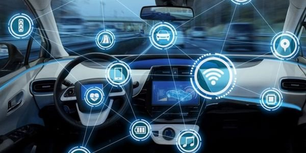 The model for the connected vehicle program is to take data transmitted from participating...