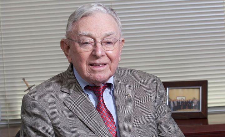 Joseph Holman, chairman emeritus of Holman Enterprises and a fleet leasing pioneer, has died. - Photo courtesy of ARI.