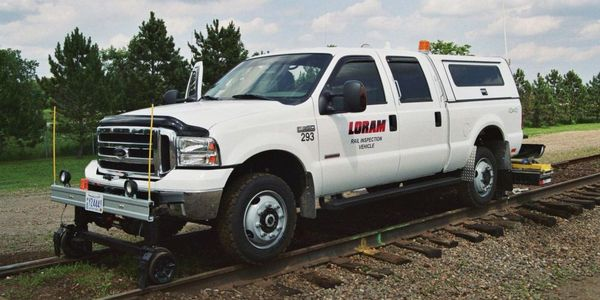 Loram is a railroad maintenance service provider based out of Minnesota whose fleet of roughly...