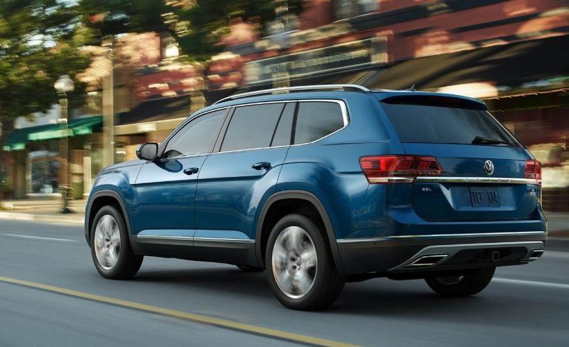 Volkswagen Refreshing Atlas for 2021