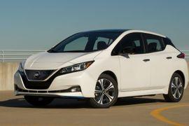 Nissan Recalls 2020 Leaf for Back-Up Camera Glitch