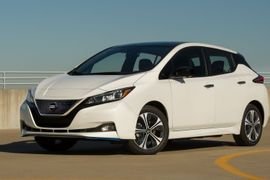 Nissan's 2020 Leaf Pricing Starts at $31,600