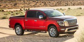 2020 Nissan Titan Pricing Starts at $36,190