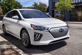 Hyundai Ioniq EV Pricing Starts at $33,045