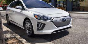 Hyundai Ioniq EV Pricing Starts at $33,045