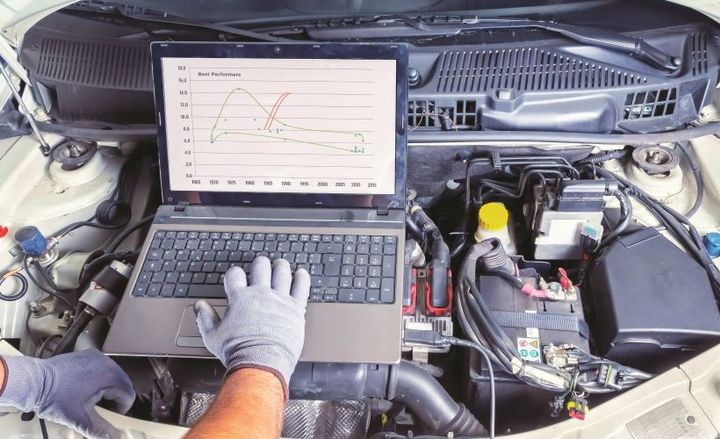 Employees with advanced technical skills have become highly sought after as more experienced technicians retire and fewer young adults enter the automotive maintenance and repair industry. - Photo by Morrison1977 via Gettyimages.com
