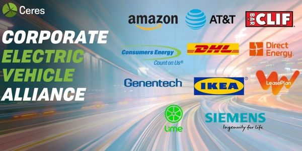Major Companies Accelerate EV Fleet Transition Through New Alliance