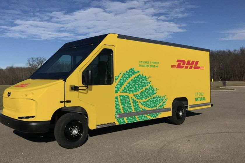 DHL Express Americas, one of the fleet members of The Corporate Electric Vehicle Alliance, is...