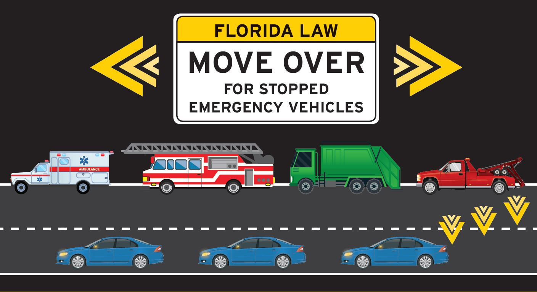 Florida Kicks Off Move-Over Law Campaign