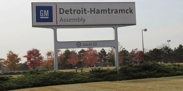 The Detroit-Hamtramck plant will be GM's first fully-dedicated electric vehicle assembly plant.