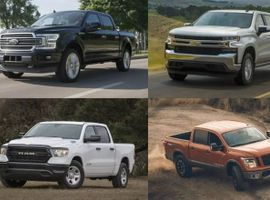 Sales of sedans were down to start off the year, continuing off declines seen in the last few months of 2019. Trucks, however, saw continued growth year-over-year.