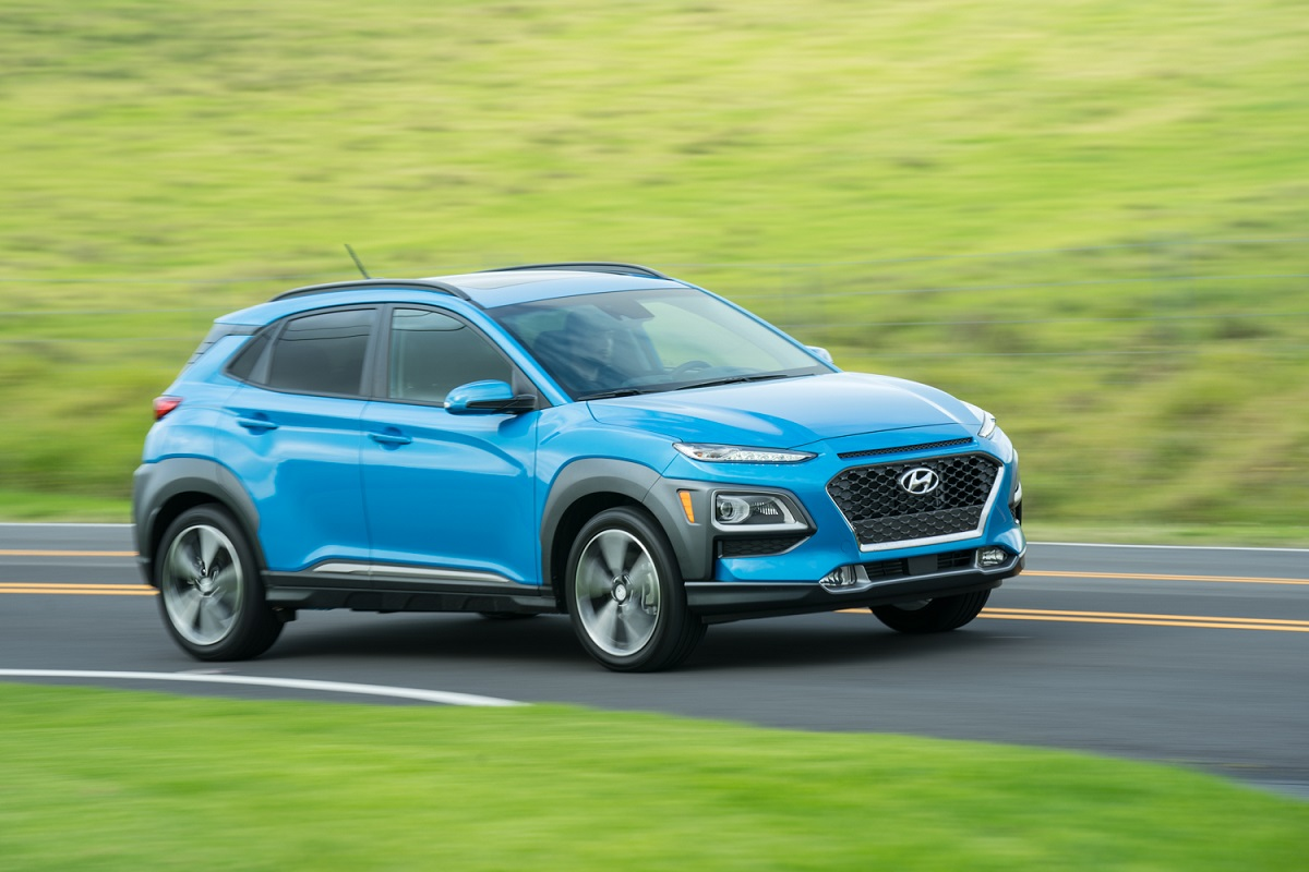 Hyundai Recalls Kona Vehicles for Certification Label