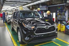 Toyota Completes $1.3 Billion Indiana Plant Modernization