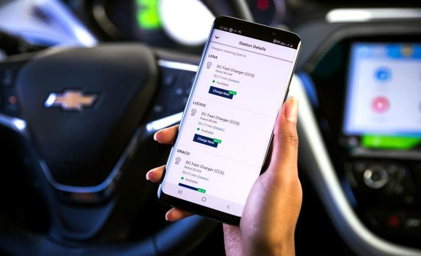 GM Improves Bolt EV Charging Solutions