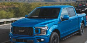 Ford Issues Recall for Select 2020-MY Vehicles