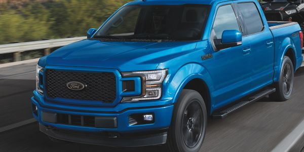 Ford Recalls F-150 Trucks for Daytime Running Lights