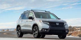 Honda Passport, Pilot Recalled for Certification Label