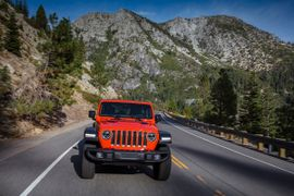 Jeep Wrangler Recalled for Axle Issue