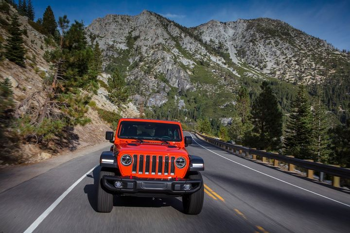 The recall issue could causethe lower arm control to separate from the axle, which increases the likelihood of a collision. - Photo courtesy of FCA.