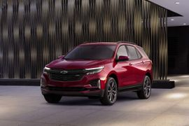 New Look, More Safety Features Coming to 2021 Chevrolet Equinox