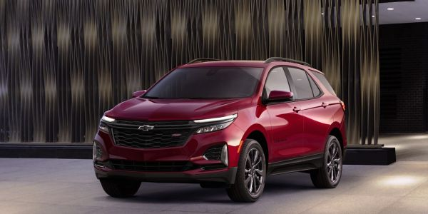 The Equinox was General Motor's second best-selling vehicle overall in the U.S. for the 2019...